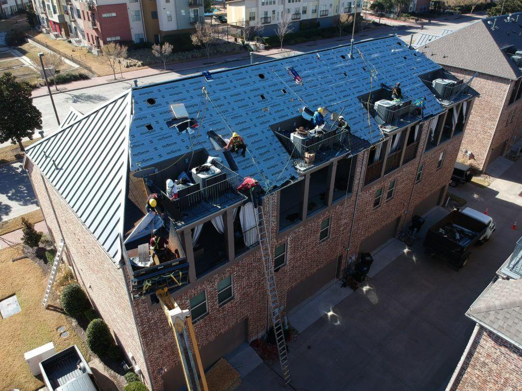 commercial roofer dallas tx dfw tpo flat epdm roof repair free inspection best companies near me services dallas commercial roofing company image3